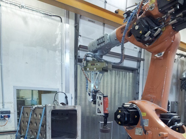 רובוט לליטוש